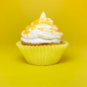 Sweet Cream Cupcake